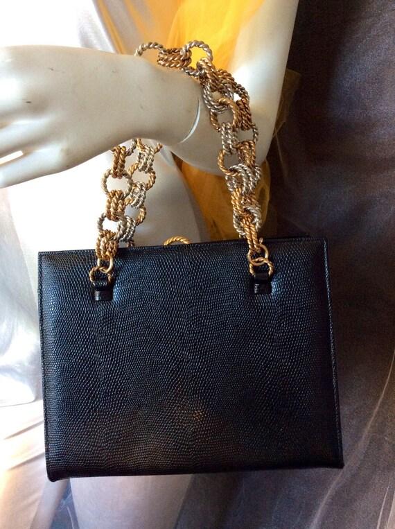 Don Lester Madison Avenue Chains Bag
