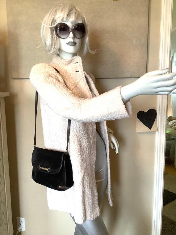 Gucci 1970s Suede Shoulder Bag - image 2