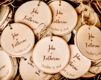 Rustic wedding favors | Etsy