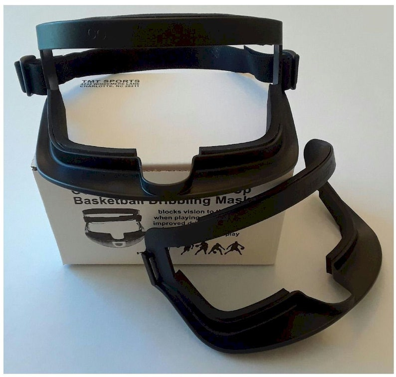 How To Dribble A Basketball  Court Controller Dribbling Mask image 0