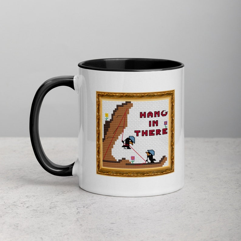 Hang In There Mug Treat Yourself To A Little Pick Me Up image 0