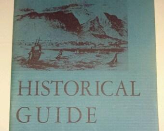 Vintage 1971 Lahaina Historical Guide Maui Society Publication