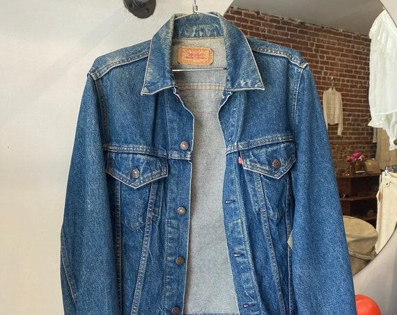 70s Red Tab Levis Denim Jacket