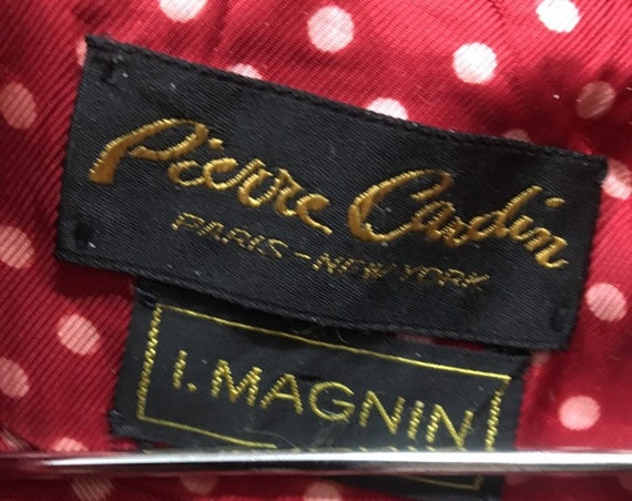 70s Pierre Cardin Robe for I Mangin