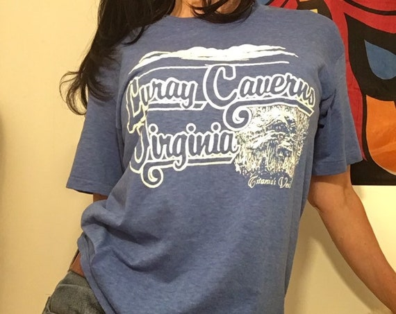 70s Virginia Lurray Caverns Soft Tee