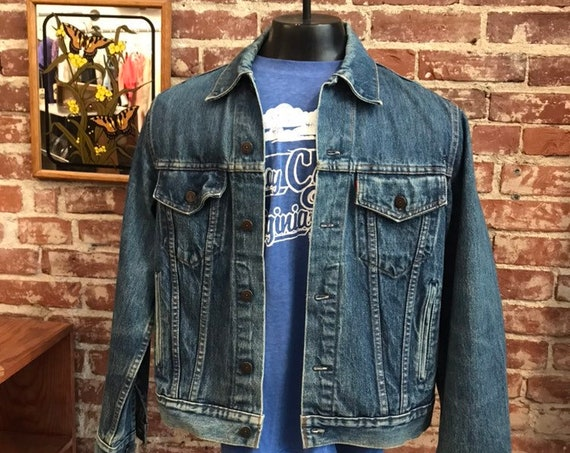 Mens 70s Levis Denim Jacket
