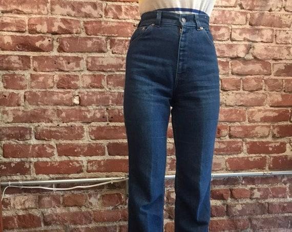 70s Levi's High Waist Jeans