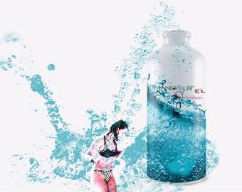 Dry & Liquid Shampoo by NaturEl