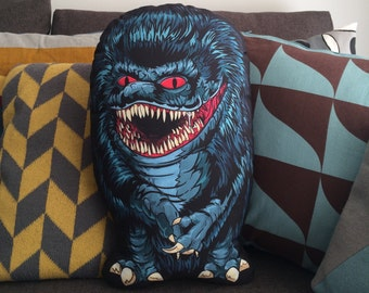 Critter Monster Cushion Pillow