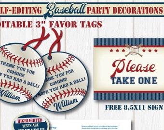 image regarding Free Printable Baseball Tags called Star want tag Etsy