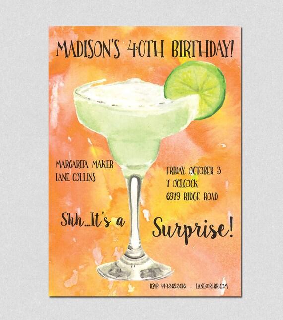 margarita speak invitation margarita party invitations margarita