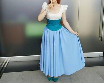 Thumbelina dress cosplay