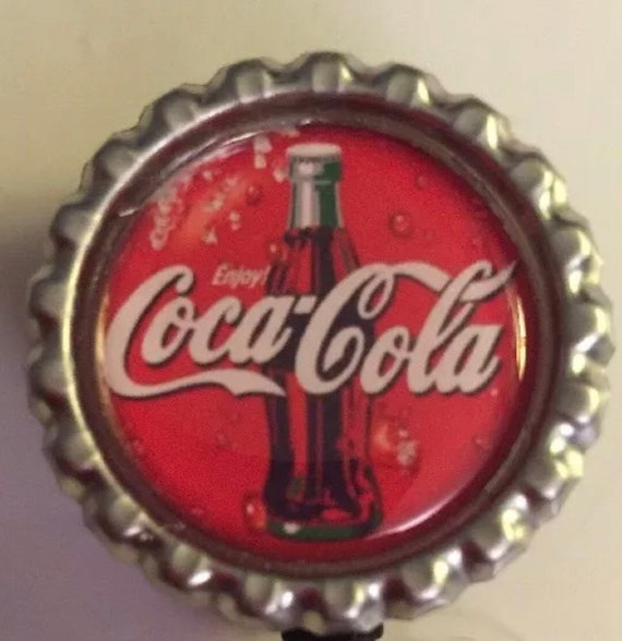BRAND NEW Coca Cola Collapsible Cap Phone Grip