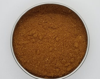 Pumpkin Pie Spice - Organic Herbal Culinary Spice Blend, Cinnamon, Allspice, Clove, Nutmeg, Ginger, Fall Spice, Autumn