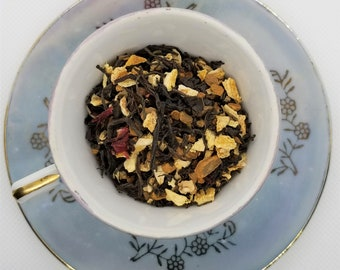 Michael - Halloween, Spice Tea, Horror Movie Theme Tea, Black Tea, Cinnamon, Ginger, Licorice, Hibiscus