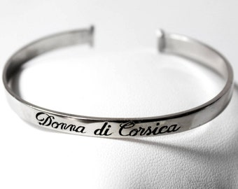 """Donna di Corsica"" bracelet"