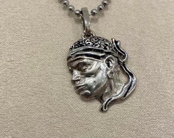 Moor's Head Pendant