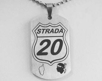plated steel strada 20