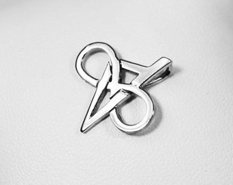 Chris & infinity 925 sterling silver guarantees the originality pendant