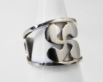 BASQUE Ring in Silver 925