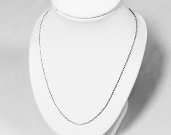 Chunky 925 sterling silver chain
