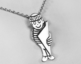 "Corsica pendant ""little boy"""