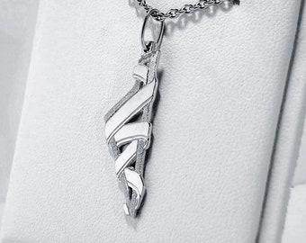 Corsica Ribbon pendant