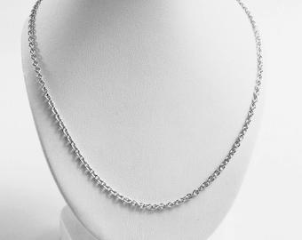 Silver for pendant chain