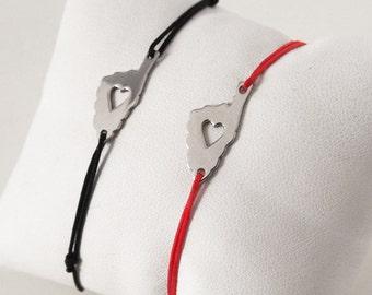 Bracelet Corsica Love