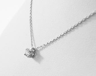 0.20 carat diamond pendant necklace