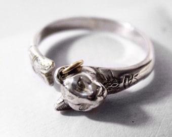 Egyptian cat ring