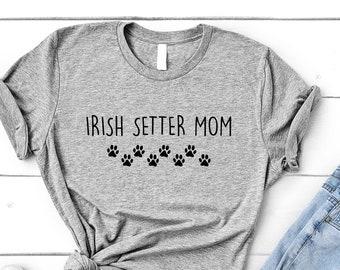 Irish Setter Dog Kid/'s T-Shirt Children Boys Girls Unisex Top