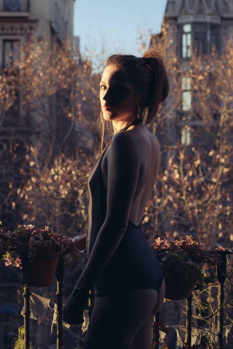 Xelda Body Black by lycra