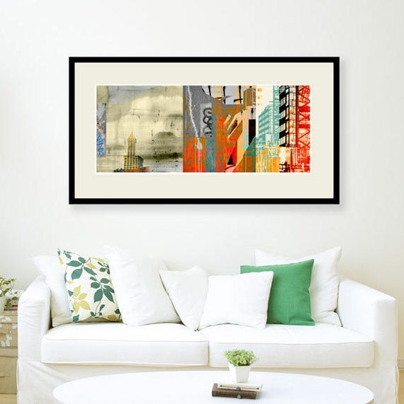 View Corridor, limited edition fine art print