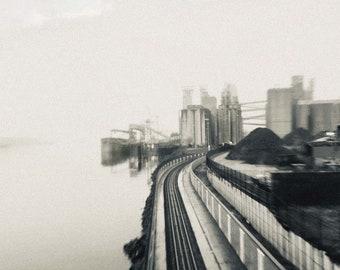 Silver Train Vista (Coast Starlight)