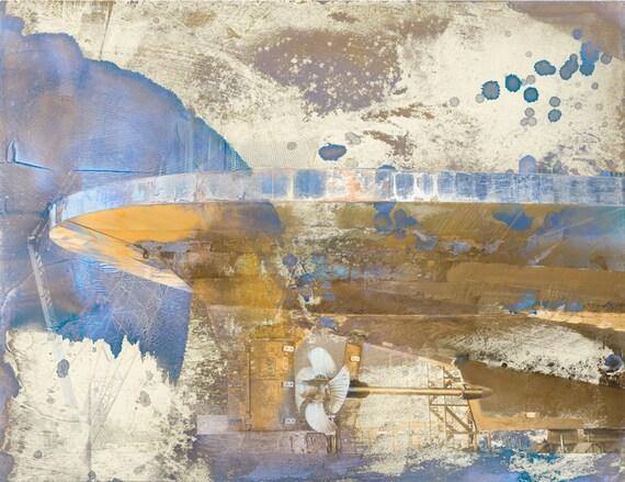 Drydock (The Salish), limited edition fine art print