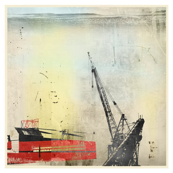 Duwamish 5 (Othello), limited edition fine art print