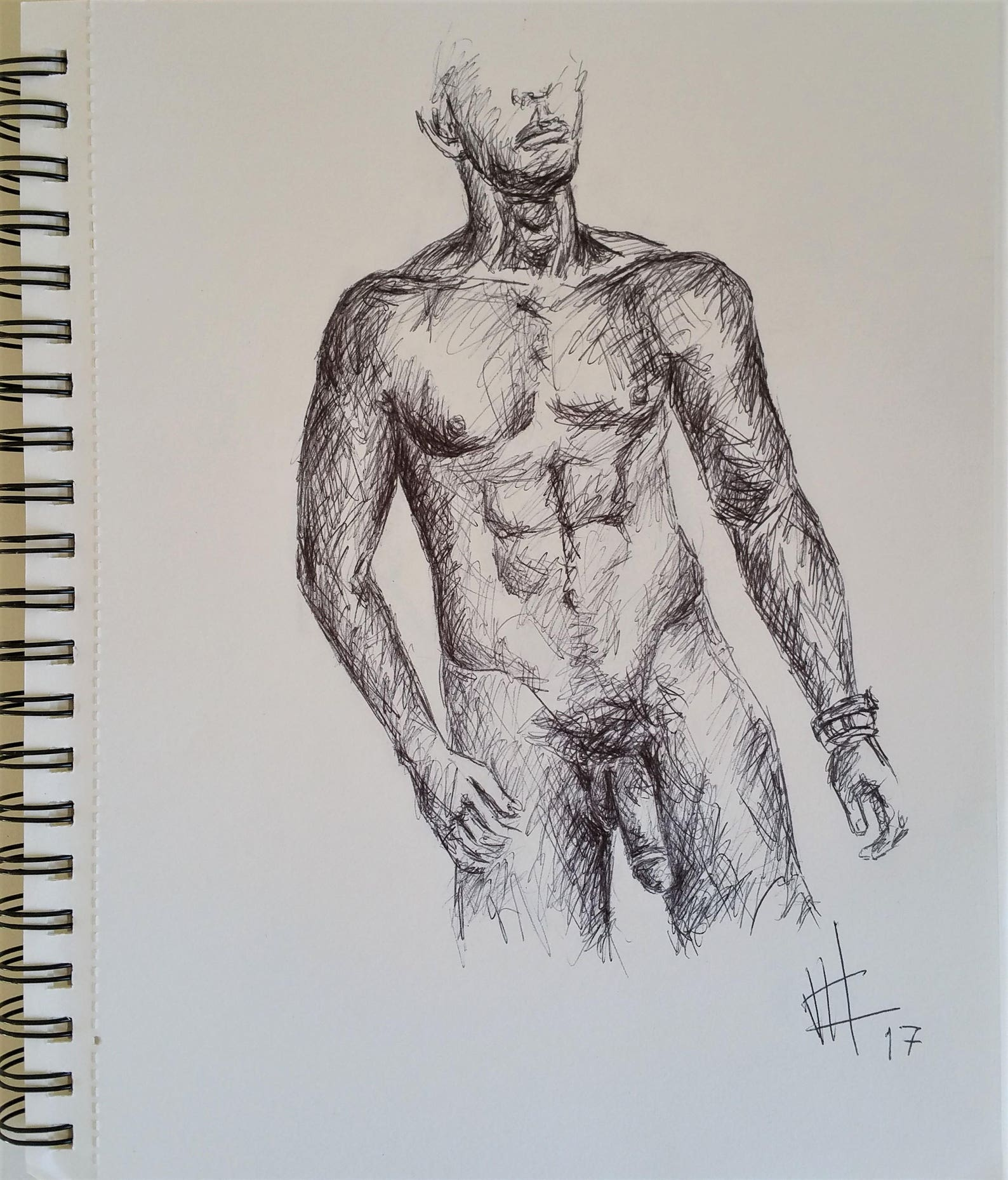 hand-drawing-of-naked-man-girl