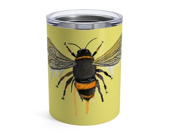 Bumble Bee, Tumbler, 10oz or 20oz