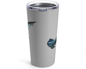 Hammerhead Shark Tumbler 10oz or 20oz