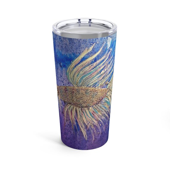 Betta Fish Tumbler 20oz