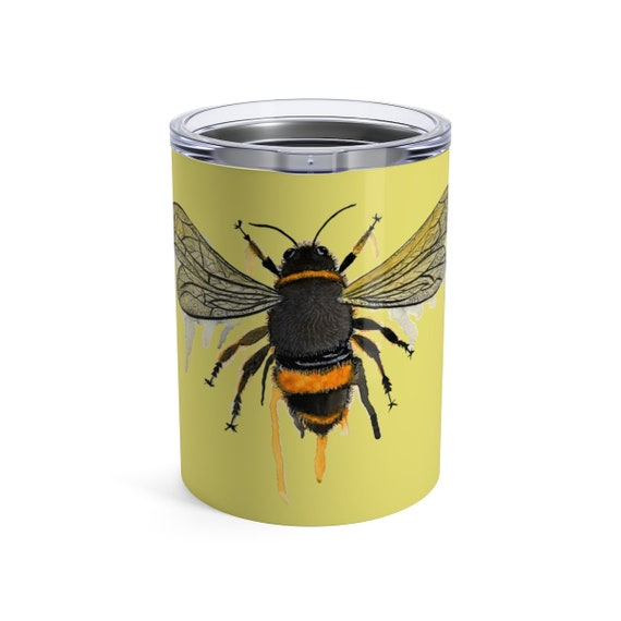Bumble Bee, Tumbler, 10oz or 20oz