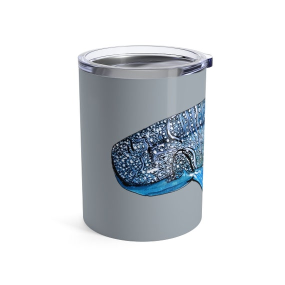 Whale Shark, Tumbler, 10oz or 20oz