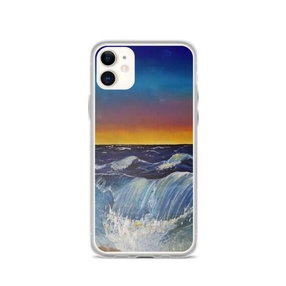 """Ocean iPhone Case, """"Sunkissed Ocean"""""""