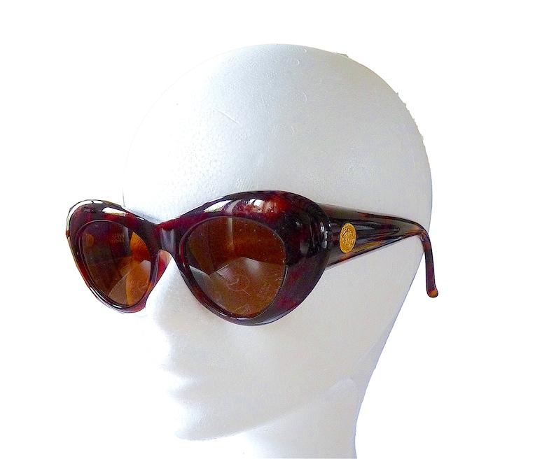 f801502d6e8 VERSACE Medusa Head Sunglasses Versace MOD.3S6 COL.900TO Cat