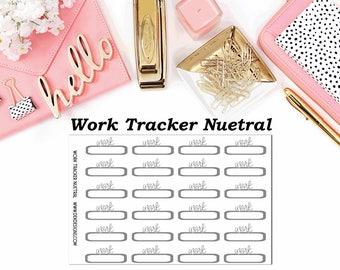 Work Tracker Neutral