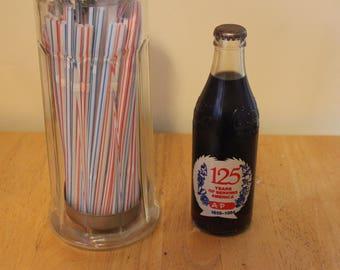 Coke Cola 125th Anniversary With A&P  1859-1984