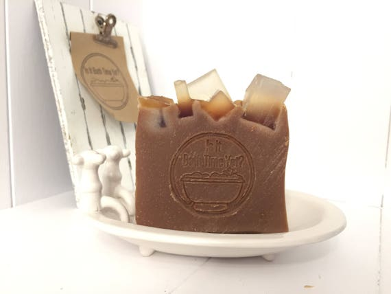 Iced Coffee soap