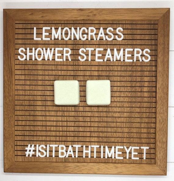 Lemongrass Shower Steamers