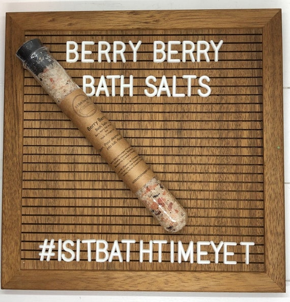 Berry Berry Bath Salts